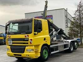 roro tractor unit DAF CF 85.460 Euro5 Schalter Hacken Lenk-LiftAchse