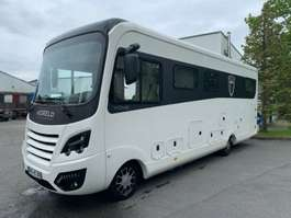 integraded camper Home 82 LS Euro6 Absolut  Voll NP 256.469,-