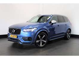 suv car Volvo XC90 2.0 T8 Twin Engine AWD R-DESIGN | 7 PERS. | PANO-DAK | 15% | € 36.9... 2016