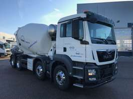 camion à bétonnière MAN TGS 35.360 8x4 BB-M Betonmixer Cifa 2x 2020