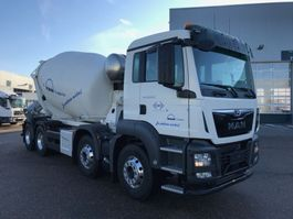 camion betoniera MAN TGS 35.360 8x4 BB-M Betonmixer Cifa 2x 2020