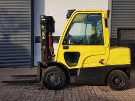chariot élévateur Hyster H4.0 FT5 2007