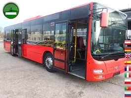 Stadtbus MAN A20 NÜ 313 LIONS CLUB KLIMA DPF 2005