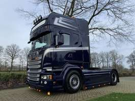 cab over engine Scania R520 Manual V8 King RET GERESERVEERD 2014