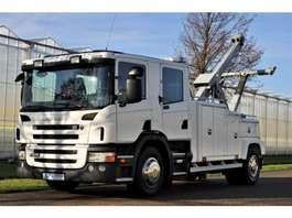 camião reboque de recuperação Scania PRT CREWCAB 360 HP VULCAN V30 WRECKER 20765 KM !!! 2011