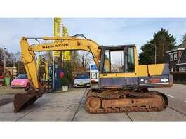 crawler excavator Komatsu PC100-3