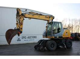 crawler excavator New Holland MH Plus 2006