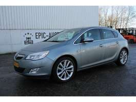 hatchback car Opel Astra 1.6 Turbo Sport 2010
