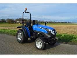 сельскохозяйственный трактор Solis 20 4WD minitractor NIEUW - gazonbanden 2020