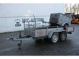 прицеп для легкового автомобиля с откидными бортами Hapert K 1999