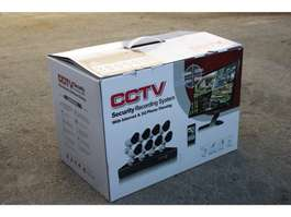 разные навесные орудия CCTV Beveiligingssysteem
