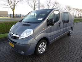 закрытый ЛКТ Opel VIVARO 2.0 2013