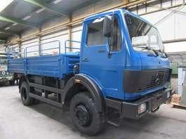 army truck Mercedes Benz 1017 A  4x4  pritsche  51.000 km NEW !! 1988