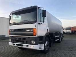 cisternové vozidlo DAF 85.360 6x2 LPG/GPL/GAS/GAZ/PROPAN-BUTAN 27BAR PUMP+METER+REEL HOSES+ROTO... 1997