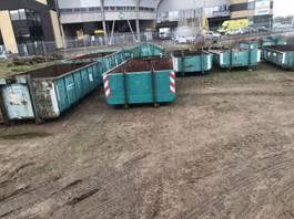 container per smaltimento detriti puincontainers gebruikt diverse maten haak/kabel