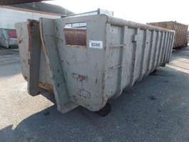 open top shipping container VERNOOY CONTAINER 8286