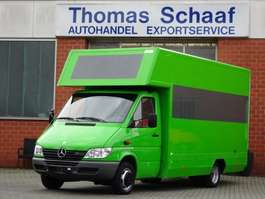 closed box lcv < 7.5 t Mercedes Benz Sprinter 416 Cdi Koffer Maxi LBW Maxi Tempomat Lkw 3.5t Euro 3 2000