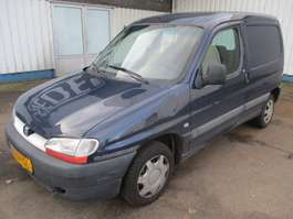 closed lcv Peugeot Partner 170C 1.9D 2000