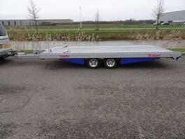 automobilový přívěs s pracovní plošinou Tijhof TA30-ANN-Sport 2020