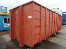 open top shipping container VERNOOY CONTAINER 8255