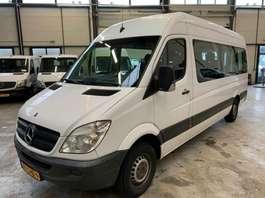 monospace – minibus Mercedes Benz SPRINTER l3h2 airco  9 persoons laadlift 2008
