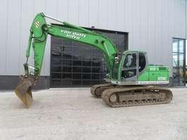 escavadora de rastos Doosan DX180LC 2007