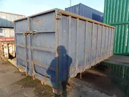 open top shipping container VERNOOY CONTAINER HAAK SYSTEEM 8139