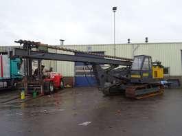 буровая установка Hanomag Foundation Drill 14m Good Working