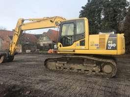 crawler excavator Komatsu PC190LC-8 2013