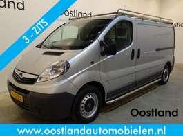 закрытый ЛКТ Opel Vivaro 2.0 CDTI L2H1 Airco / 3-Zits / Schuifdeur L + R / Cruise Control ... 2014