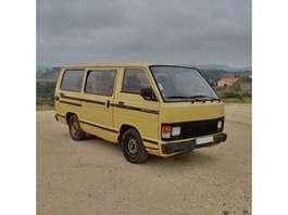 minibus Toyota Hiace H12 LH51 2.4 D 9 seats left hand drive 1988
