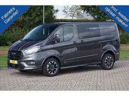 closed lcv Ford Transit Custom 320S 2.0 185PK Sport Automaat Dubbel Cabine Airco Navi Ca... 2020