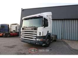 ciągnik terminalowy Scania p124 420 2000