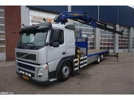 crane truck Volvo FM 9.380 Euro 5 Palfinger 42 ton/meter laadkraan 2007