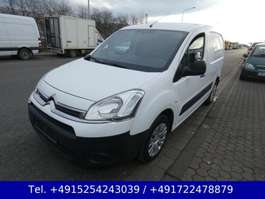 closed lcv Citroen Berlingo 1.6 HDi Fap Eu5 Klima Tempomat
