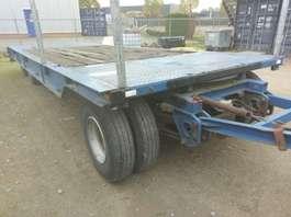 lowloader trailer Nooteboom ASDV-28 1987