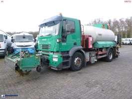 cisternové vozidlo Iveco Stralis AD190S27 4x2 bitumen tank / sprayer 5.5 m3 2004