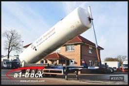 feed semi trailer Feldbinder KIP 63.3, 24v Hydraulik, Liftachse, Alufelgen 2008