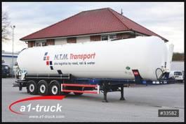 feed semi trailer Feldbinder KIP 63.3, 24v Hydraulik, Liftachse, Alufelgen 2006