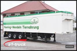 feed semi trailer Feldbinder Köhler Restlosentleerer,  66 cbm, HU 02/2021 2007