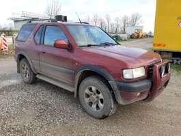 coche particular todoterreno 4 x 4 Opel Frontera 4x4 2000
