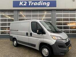 closed lcv Citroen Jumper 30 2.2 HDI L1H1 Airco Cruise control 2015