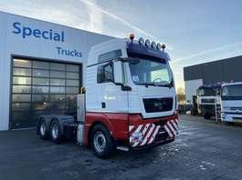 heavy duty tractorhead MAN TGX 26.540 6x4 BLS Euro5 2010