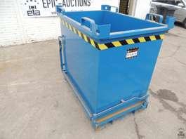 wyposażenie różne Containerbak
