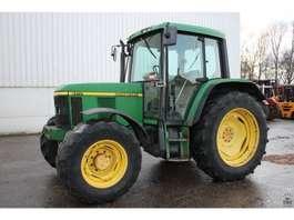 farm tractor John Deere 6210