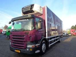 автохолодильник Scania P 230 + Cooling + Lift 2007