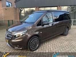 bus camper Mercedes Benz V250 Marco Polo Activity keukeblok en luifel 2018