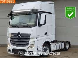 tracteur convoi exceptionnel Mercedes Benz Actros 1842 LS 4X2 Mega Xenon Navi 2x Tanks GigaSpace Euro 6 2016