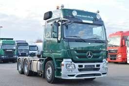 heavy duty tractorhead Mercedes Benz Actros 2655 6x4 100t. Hydraulik Retarder mod.14 2013