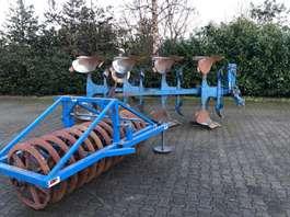 reversible plow Frost 4 schaar wentel ploeg 2002